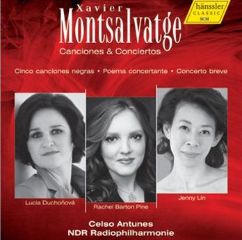 Canciones - Montsalvatge